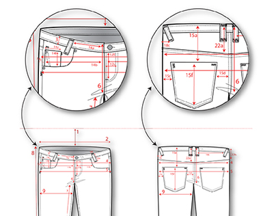 Jeans - CAD Project
