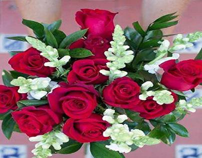 Haga un día especial con flores frescas Las
