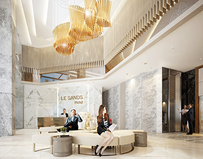LE SANDS HOTEL