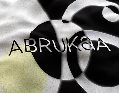 ABRUKAA   Branding