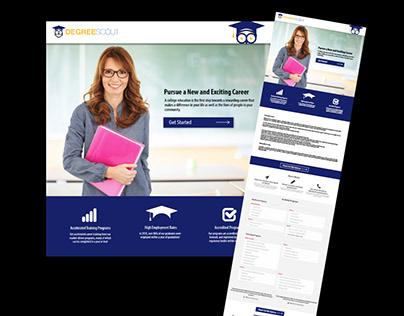 Education Marketing and Web Development