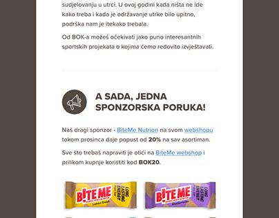 BOK - newsletters