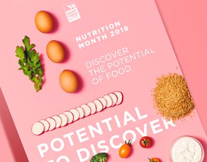 Nutrition Month 2018 | DFC