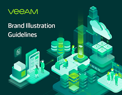 Veeam Brand Illustration Guidelines