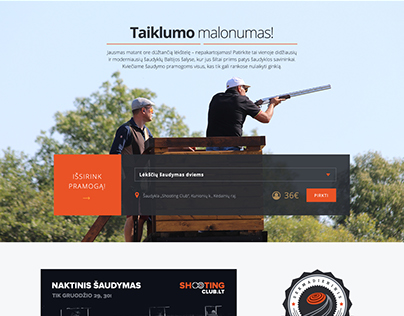 Shootingclub E-shop