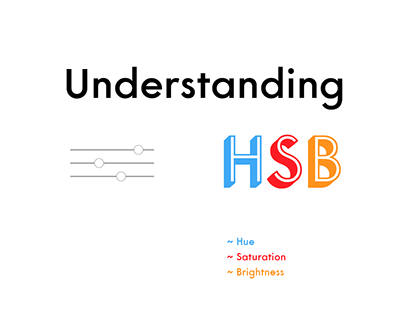 Color Theory - HSB
