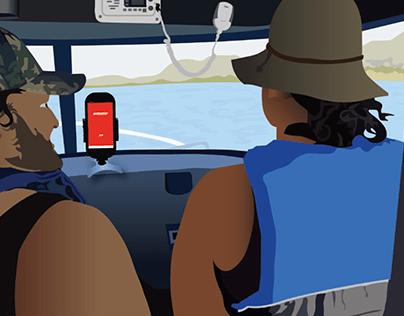 Coastguard Safety Boating Code