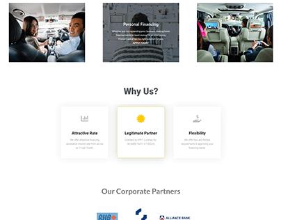 Finnex Capital Sdn Bhd Website