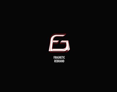 Fragnetic Rebrand