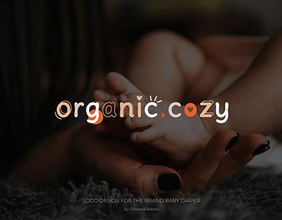 LOGO | ORGANIC COZY