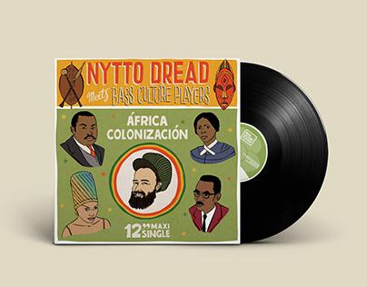 """Nytto Dread 12"""" Maxi Single"""