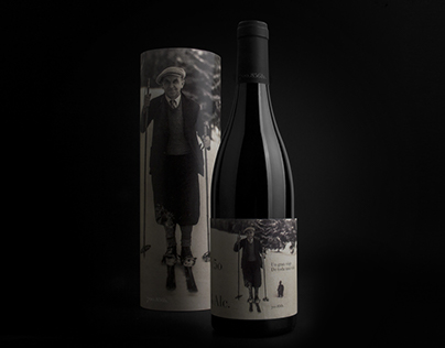 A great trip I Wine packaging