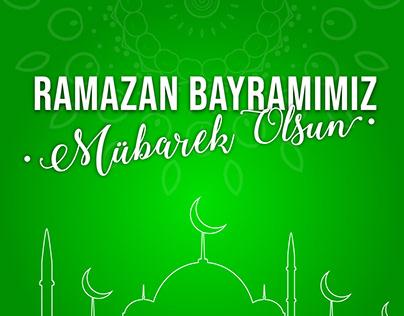 Ramazan Bayramı / Ramadan Mubarak