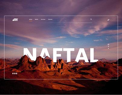 Naftal - Energy Website