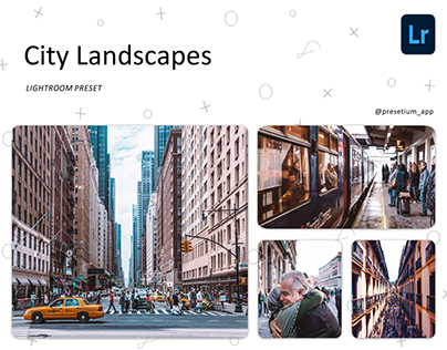 City Landscapes - Free Lightroom Presets Everyday