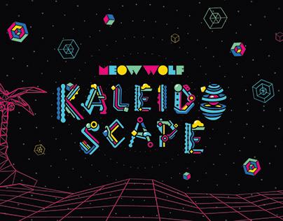 Meow Wolf Kaleidoscape