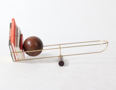 ODDLY - book shelf