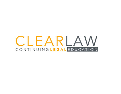 CLEARLAW CORPORATE IDENTITY, WEBSITE & ONLINE GRAPHICS