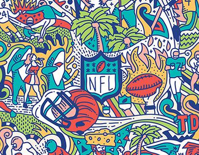 ESPN // Super Bowl