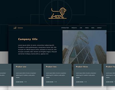 Lionouro - Company Website