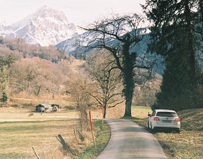 Villars, Switzerland (Analog #4)
