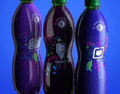 Plastic Bottle - Product Shot