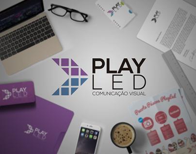 Re- Branding PLAYLED