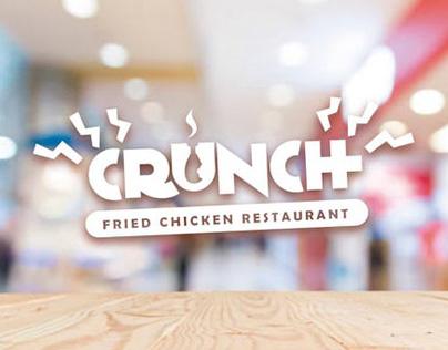 Diseño de Logo CRUNCH / Logo Design
