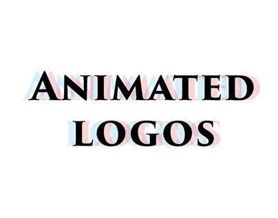 Аnimated logos