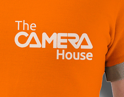 Logo variations and polo shirt designs for Camera
