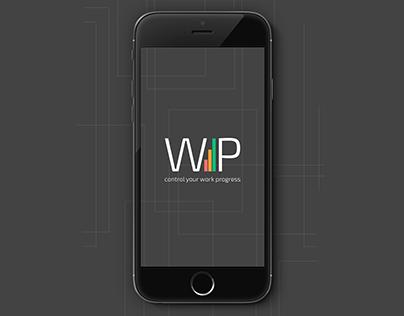 WIP - Work in Progress app
