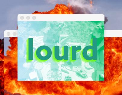 LOURD