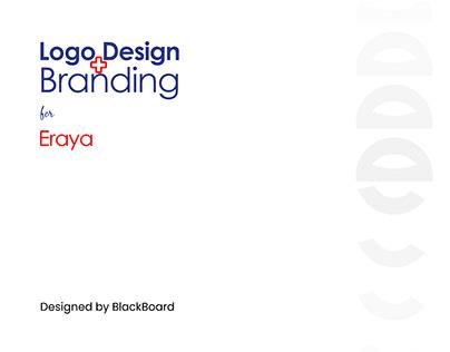 Logo design and Branding   ERAYA Online shop