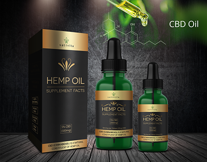 Extract CBD oil /concept/