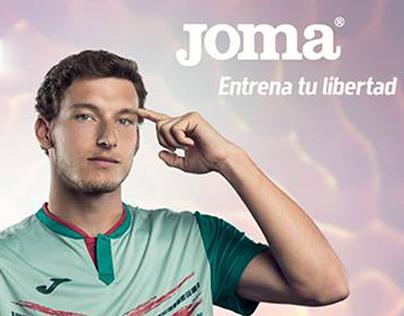 Joma- Campaña productos