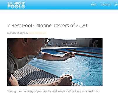 All About Pools- Best Pool Equipment & Accessories