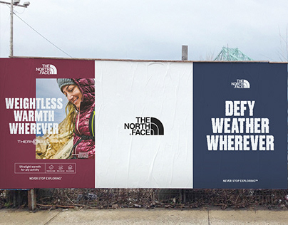 THE NORTH FACE - Thermoball Print Campaign