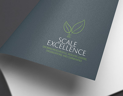 Scale Excellence - Logo Design