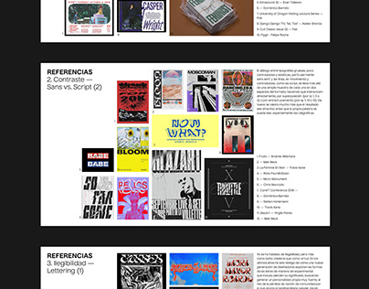 Postmodern Type | Research & Practice