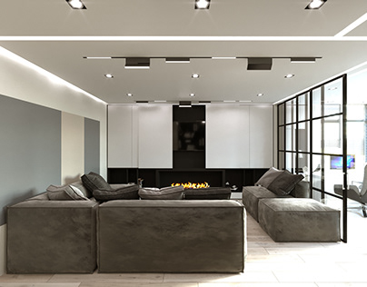 Project T529 Apartment in Kyiv