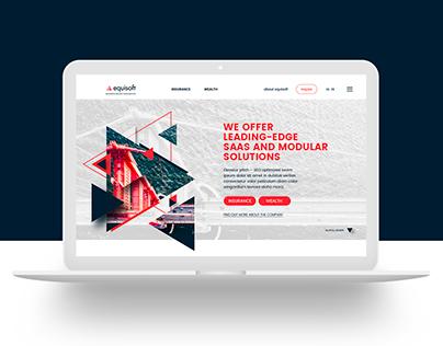 Equisoft Web Design