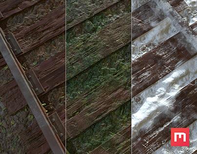 Railroad Texture