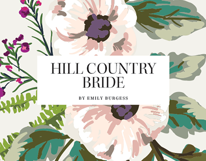 Hill Country Bride