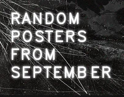 Random Posters 21