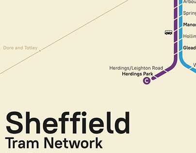 Trams in Sheffield - second edition
