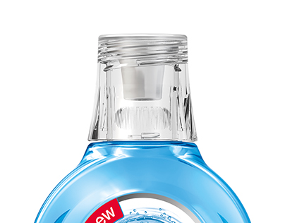 Sensodyne Mouthwash Bottle