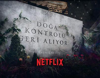 Netflix Annihilation Experience