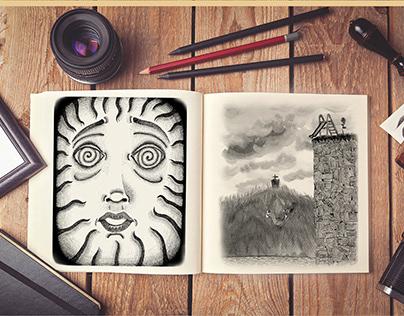 Illusion • Illustration work