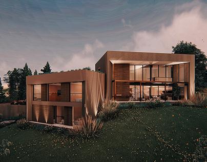 CASA VP - Architectural Design