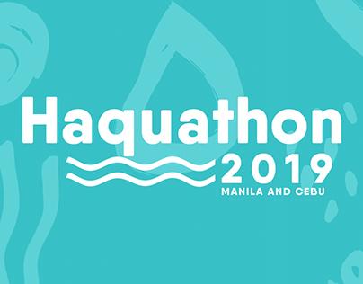Haquathon | Manila & Cebu